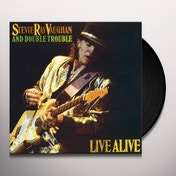 Stevie Ray Vaughan And Double Trouble - Live Alive Vinyl