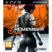 Remember Me Game PS3