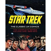 Star Trek The Classic UK Comics Volume 1 Hardcover