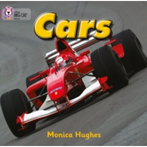 Cars: Band 01A/Pink A by Monica Hughes (Paperback, 2005)