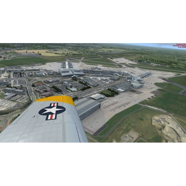 Mega Airport Dublin (For FSX) PC Game - Image 5
