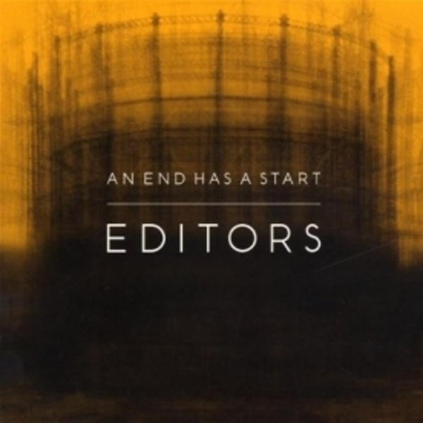 Editors - An End Has A Start Music CD
