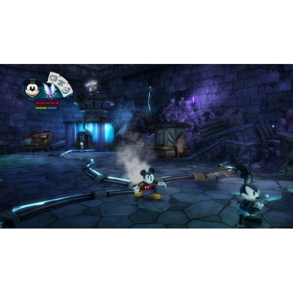 Disney Epic Mickey 2 The Power of Two Game Wii U - Image 2