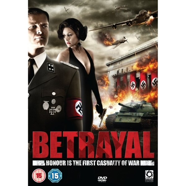 Betrayal DVD
