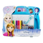 Disney Frozen My Creative Pad with 34 Piece Creative Accessories Kit (CFRO110)