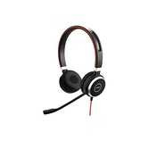 Jabra Evolve Supra Aural 40 Wired Stereo Headset