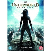 Underworld Quadrilogy DVD