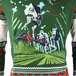 Star Wars - Battle of Endor Unisex Christmas Jumper Medium - Image 3