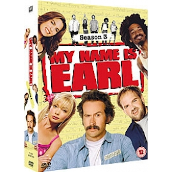 My Name Is Earl Complete Series 3 DVD