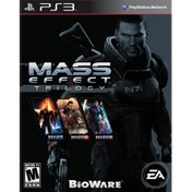 Mass Effect Trilogy Compilation Game PS3 (#)