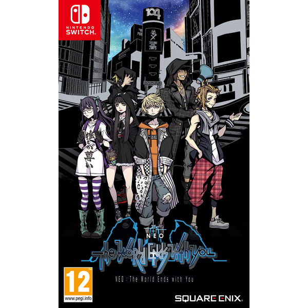 NEO The World Ends With You Nintendo Switch Game