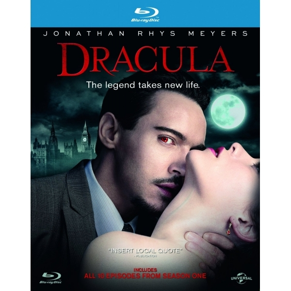 Dracula Season 1 Blu-ray & UV Copy