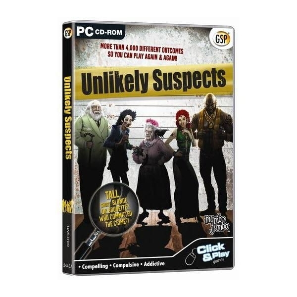 Unlikely Suspects Game PC