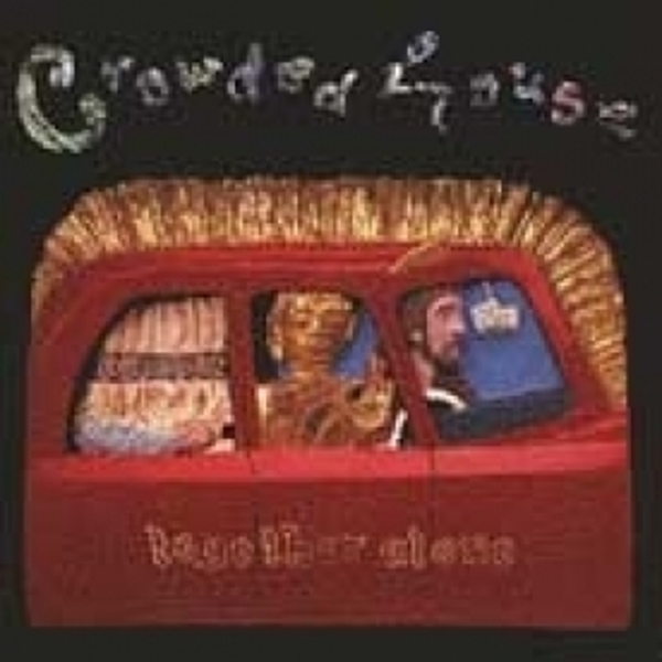 Crowded House Together Alone CD