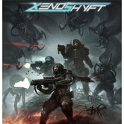 Xenoshyft Onslaught Core Board Game