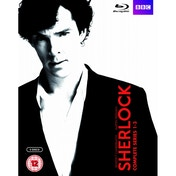 Sherlock Series 1-3 Blu-ray