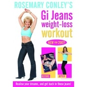Rosemary Conley Gi Jeans Weight Loss Plan DVD