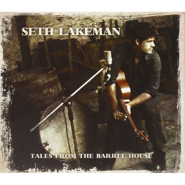 Seth Lakeman - Tales From The Barrel House CD