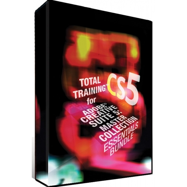 Total Training for Adobe Creative Suite 5 Master Collection - nzgameshop com