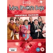 Mrs Brown's Boys Christmas Package DVD