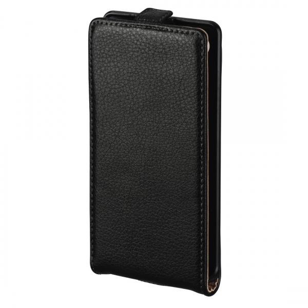 Hama Sony Xperia Z5 Compact Smart Flap Case (Black)