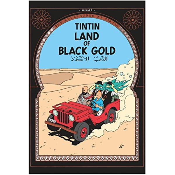 Land of Black Gold by Herge (Paperback, 2002)
