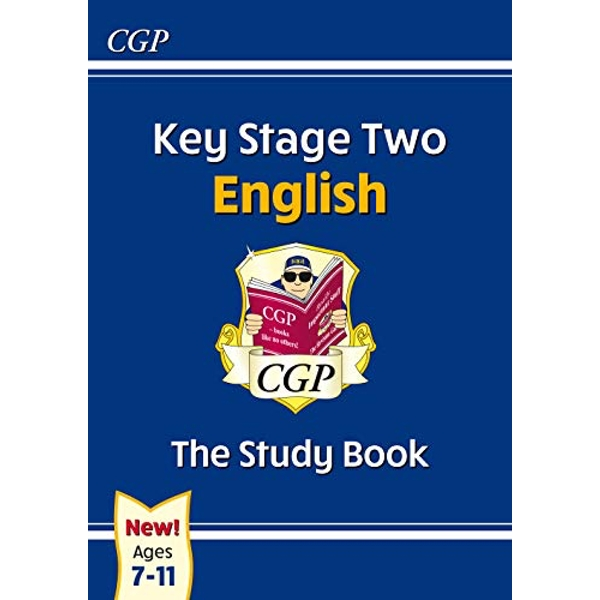 KS2 English SATS Revision Book (for tests in 2018 and beyond) by CGP Books (Paperback, 1999)