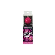 Mighty Boom Ball Pink Power Booster MP3 Speaker