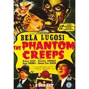 The Phantom Creeps DVD