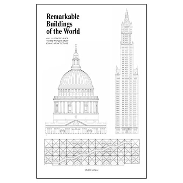 Remarkable Buildings of the World by Studio Esinam (Paperback, 2017)