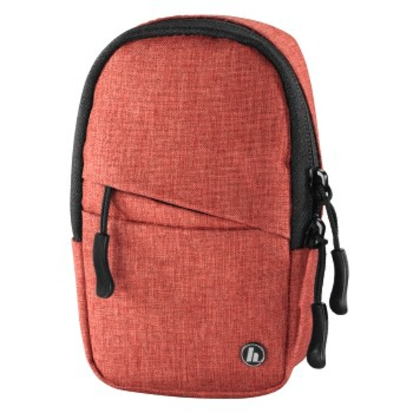 Hama Trinidad Camera Bag 80 m Red Travel Bag 18 cm Red