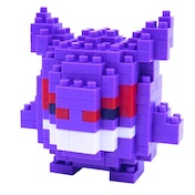 Nanoblock Pokemon Gengar Building Set