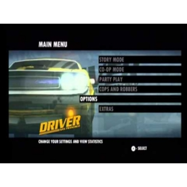 Driver San Francisco Game Wii - Image 3