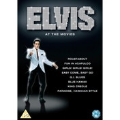 Elvis Presley At The Movies Collection DVD