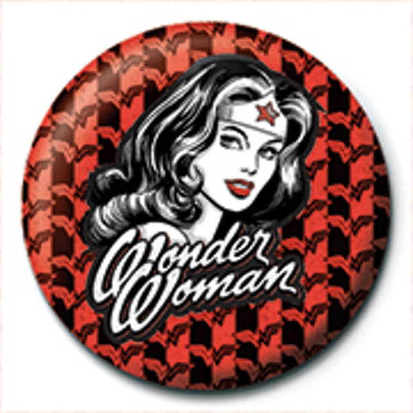 Wonder Woman - Red Badge