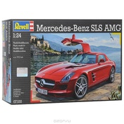 Mercedes SLS AMG 1:24 Revell Model Kit