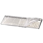 Hama Keyboard Dust Cover, transparent