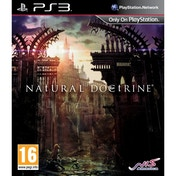 Natural Doctrine PS3 Game