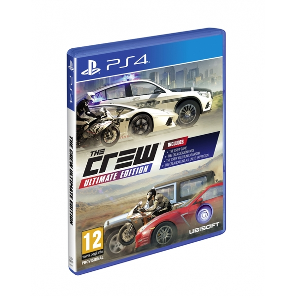 The Crew Ultimate Edition PS4 Game - Image 2