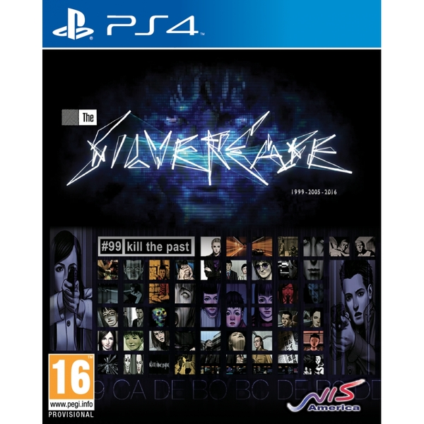 The Silver Case PS4 Game