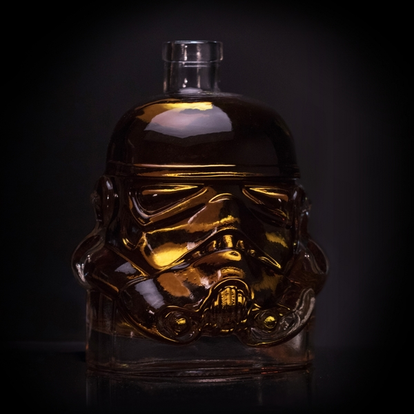 Thumbs Up! Original Stormtrooper Decanter - Image 5
