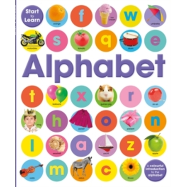 Start To Learn: Alphabet