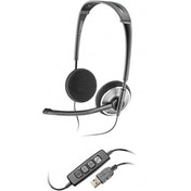 Plantronics Audio 478 DSP headset Semi-open, Binaural 81962-25