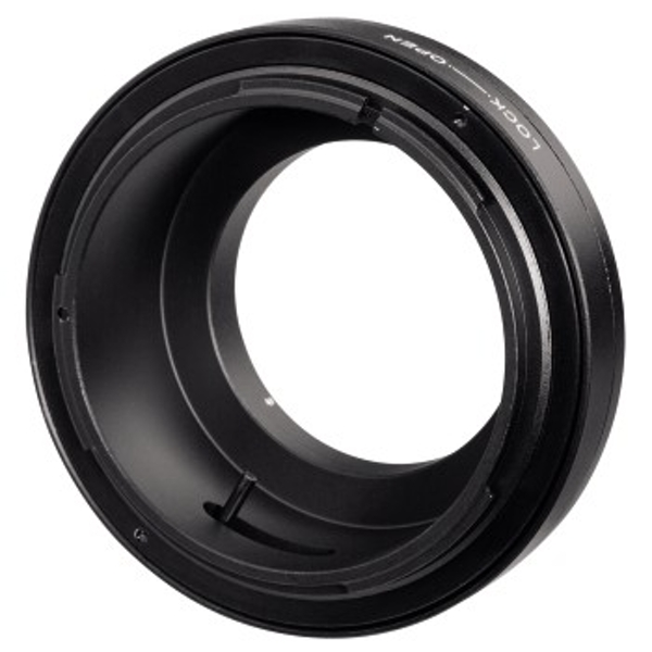 Hama Lens Adapter for MFT Cameras (Panasonic/Olympus) and Canon FD Lenses