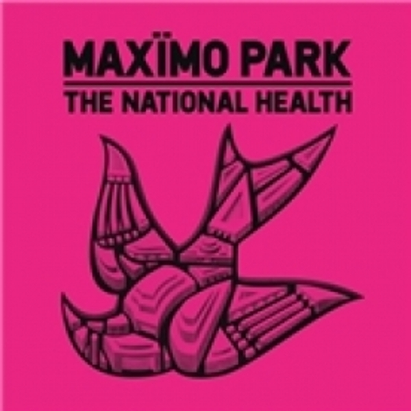 Maxïmo Park The National Health CD