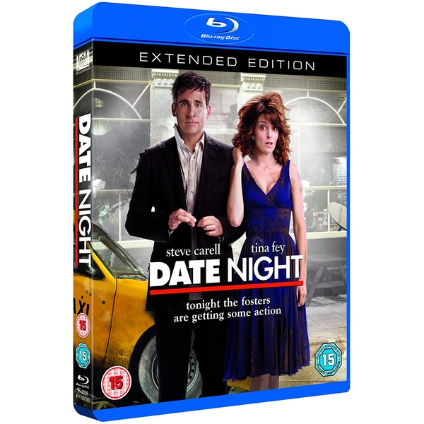 Date Night (2010) Blu-ray