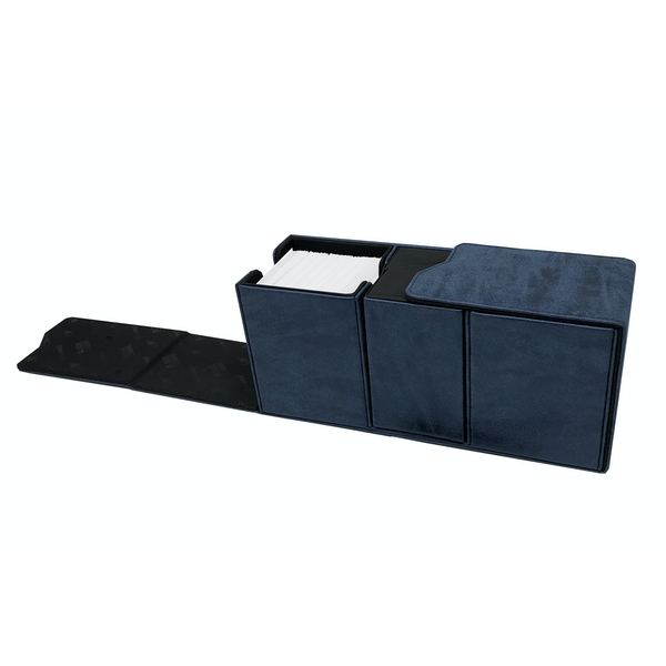 Ultra Pro Suede Collection Alcove Vault - Sapphire