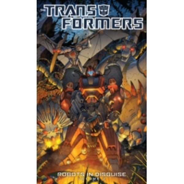 Transformers Robots In Disguise Volume 2 by John Barber (Paperback, 2013)