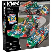 K'Nex Imagine Cars Building Set (25525)