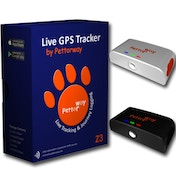 Pettorway Z3 GPS Real Time Pet Tracker